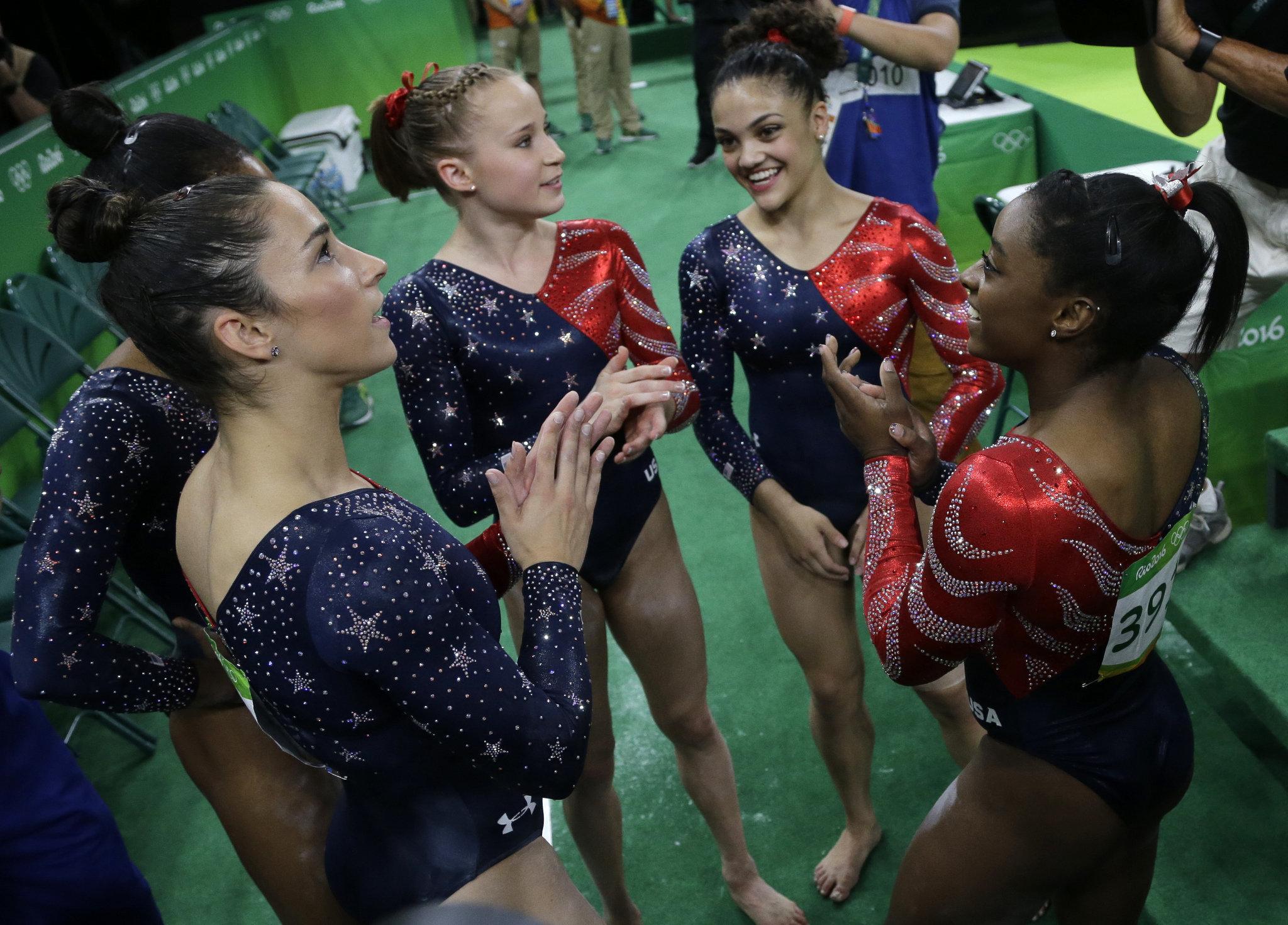 e6a701624c7a Armour  USA Gymnastics Hires New CEO