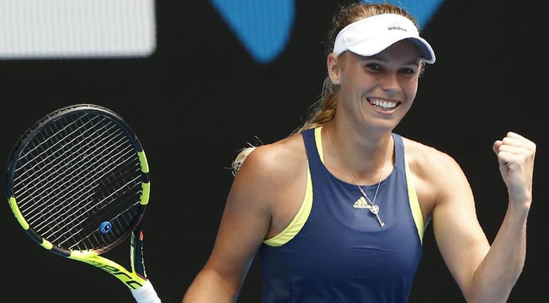 naked Caroline Wozniacki One Grand Slam singles title (26 photos) Selfie, Twitter, cameltoe