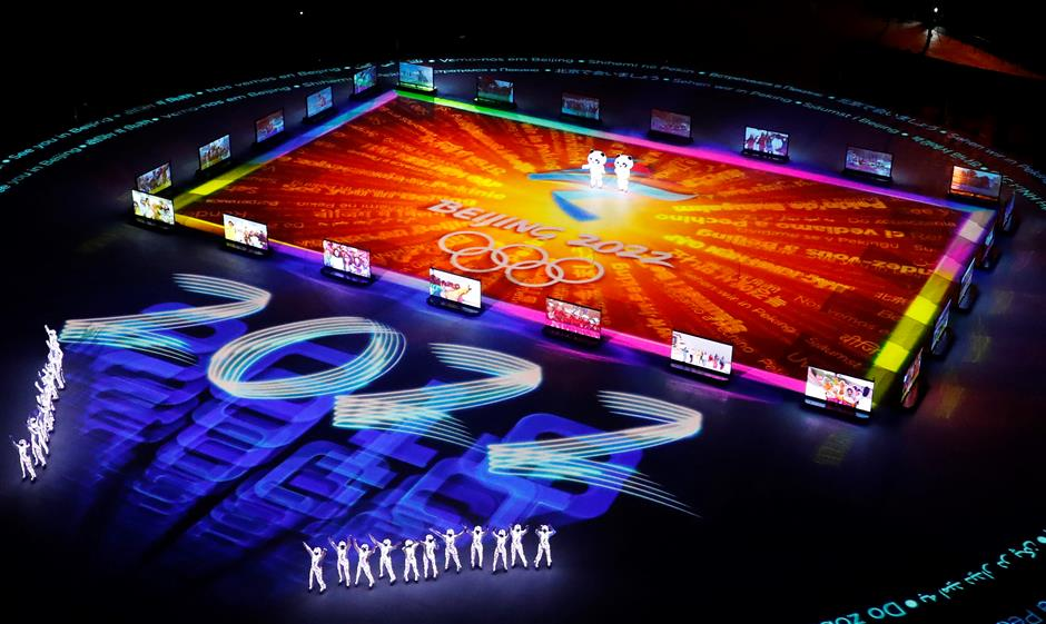 Olympic Expo Looks Ahead To Beijing 2022 The Sport Digest