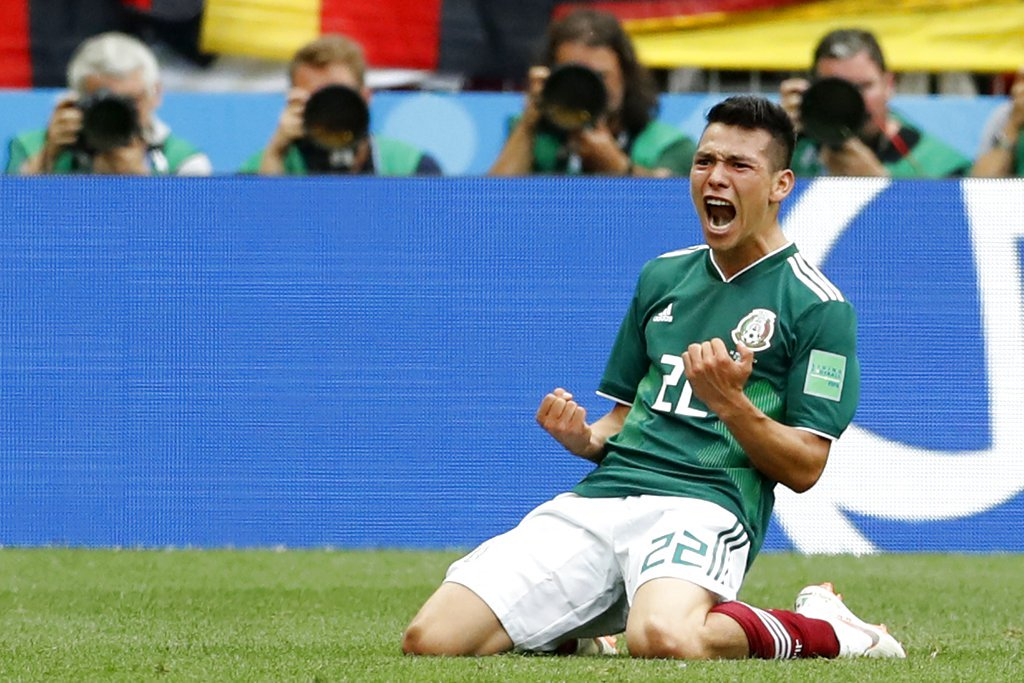 mexico stuns defending champion germany at fifa world cup the