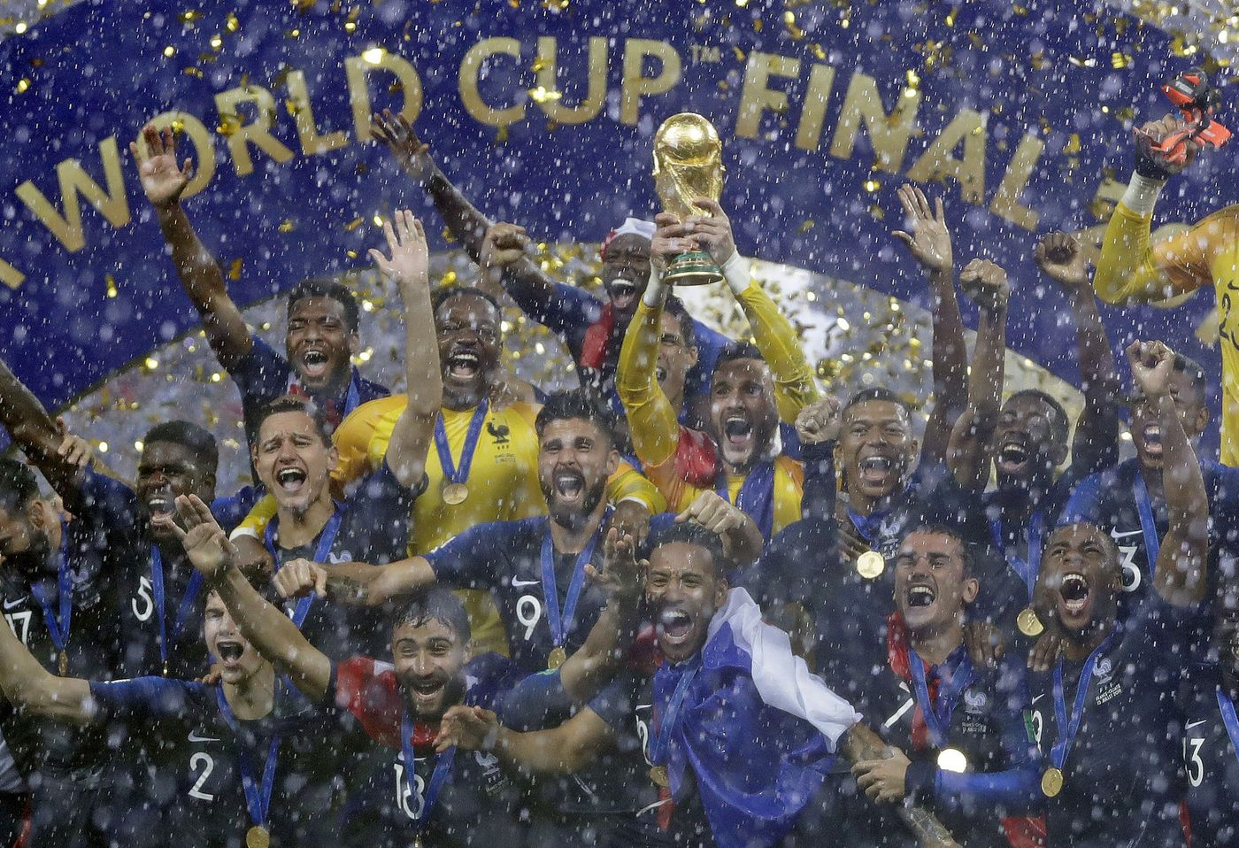 France Celebrates FIFA World Cup Crown by Beating Croatia in Thrilling Final | The Sport Digest