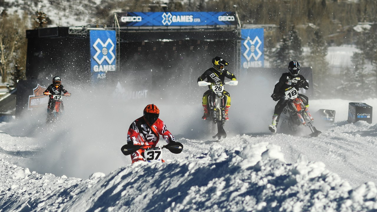 Deal Will Bring Summer and Winter X Games to China