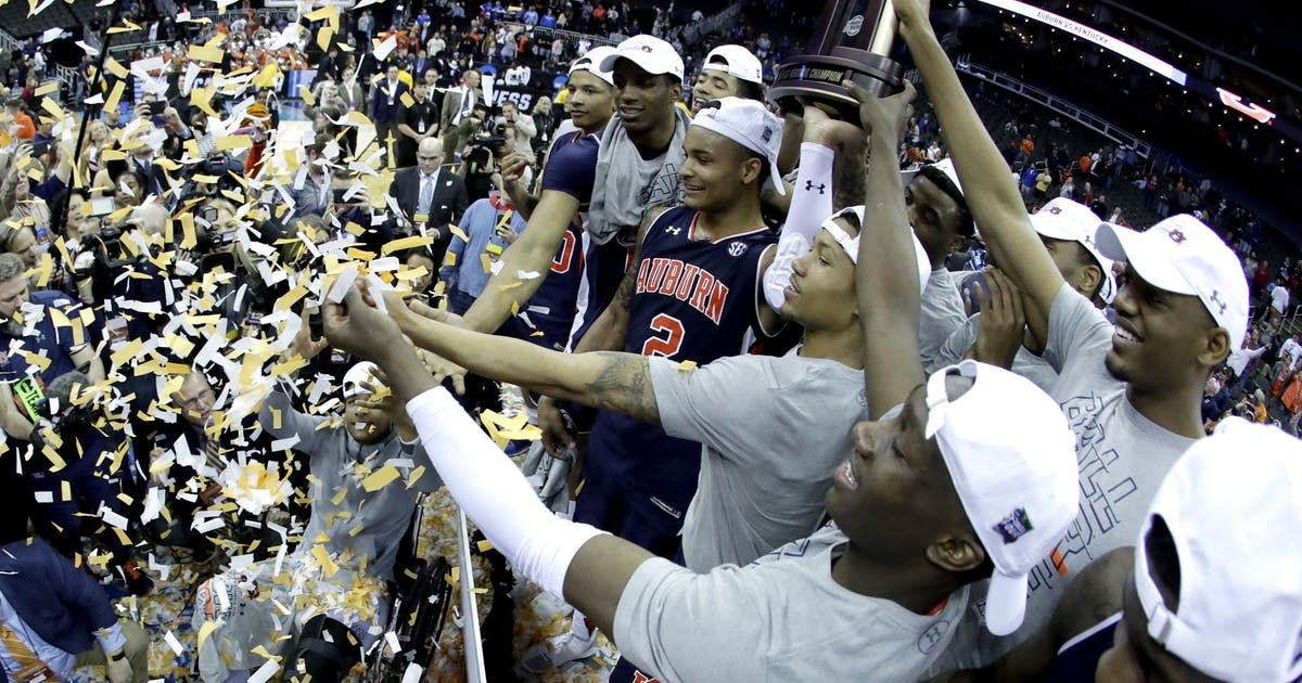 Armour Grit Takes Auburn To First Final Four The Sport Digest
