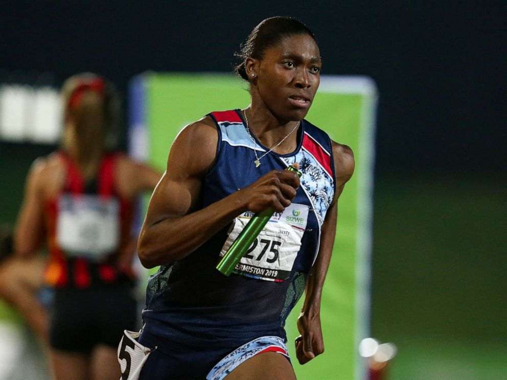 Semenya Loses Landmark Legal Case Against IAAF Over Testosterone Rules